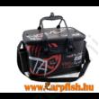Nomura Trout Area vízálló táska  bot- és merítő tartóval  40 l