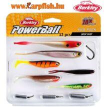 Berkley NEW Pro Pack Drop Shot 12 db-os  készlet