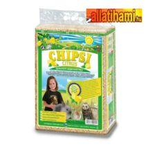Chipsi Citrus - faforgács  60 l   3,2 kg