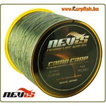 Nevis Camo Carp monofil pontyozó zsinór 600m /0.255   mm