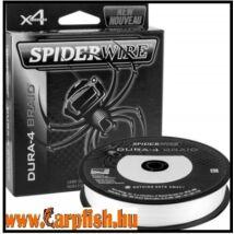 SpiderWire Dura 4 Translucent fonott zsinór 150m (fehér)
