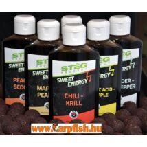 Stég Product Sweet Energy folyékony  aroma   200ml