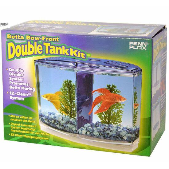 Penn Plax Aquarium Deluxe Betta műanyag akvárium  2 részes