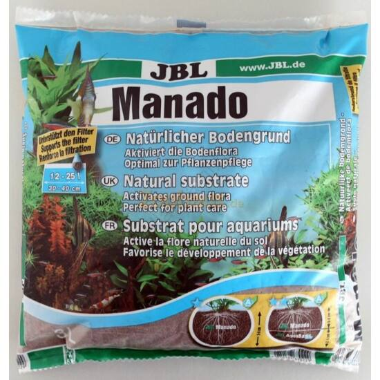 JBL Manado általános növénytalaj    3  liter