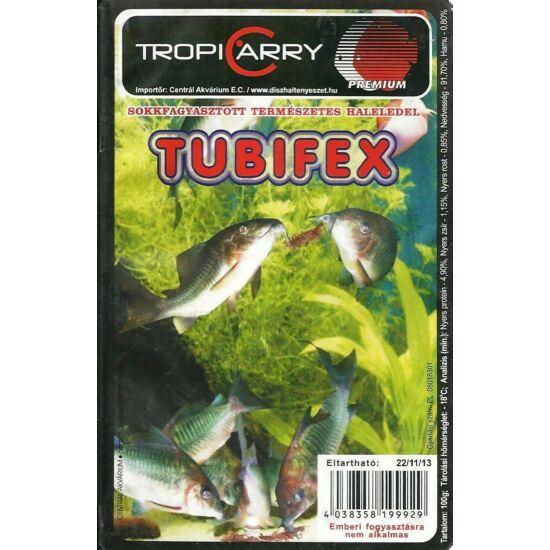 Tropicarry tubifex fagyasztott haleledel
