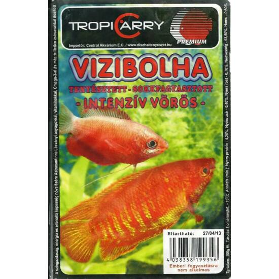 Tropicarry vizibolha fagyasztott haleledel