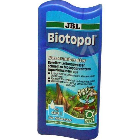 JBL Biotopol vízelőkészítő 100 ml