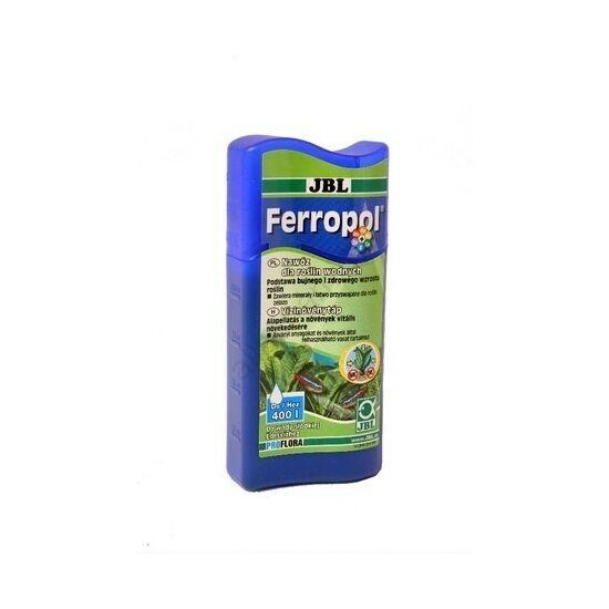 JBL Ferropol tápoldat növényeknek 100 ml