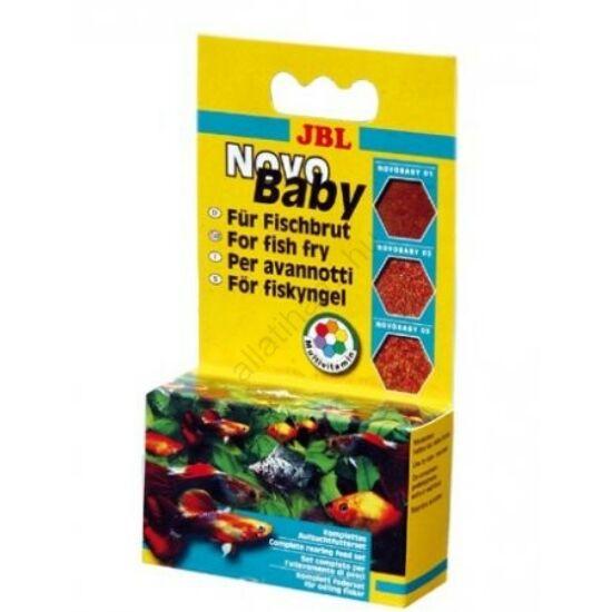JBL NovoBaby ivadéktáp  3x10 ml