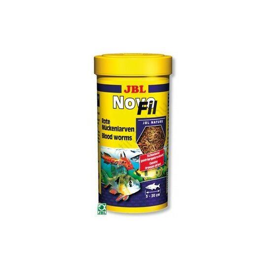 JBL NovoFil liofilizált vörösszúnyog lárva  100 ml