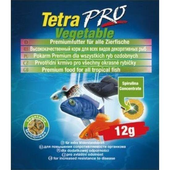 Tetra Pro Vegetable  12 gr