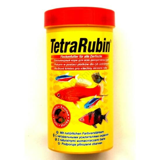 TetraRubin Flakes 100 ml