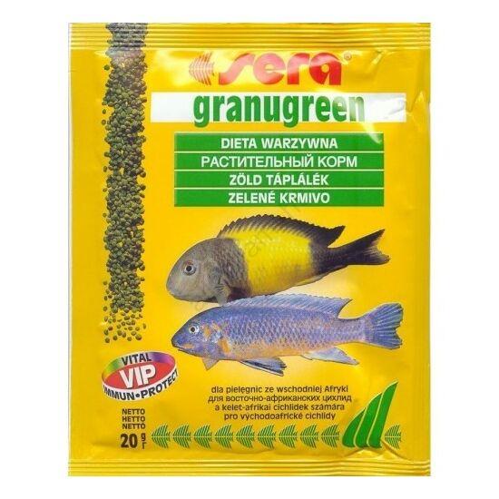 Sera Granugreen 20 gr