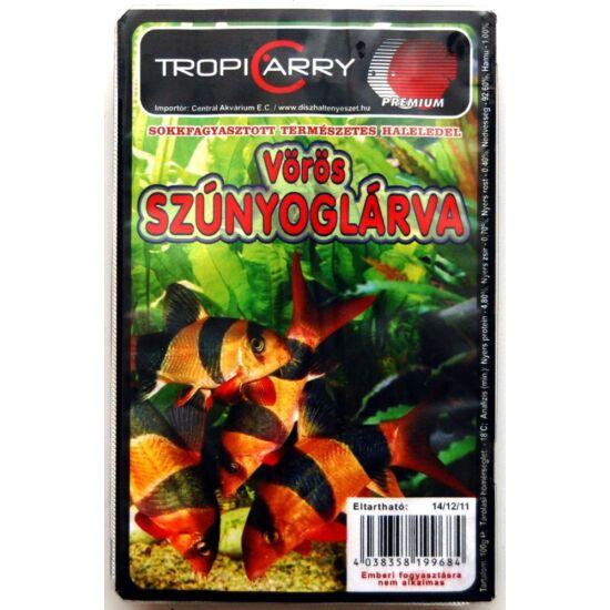 Tropicarry fagyasztott vörös szúnyoglárva 100 gr