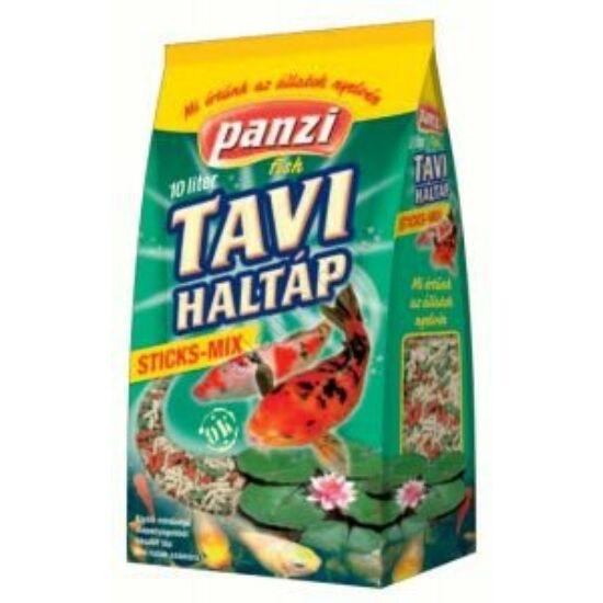 Panzi  Sticks –Mix Tavihaltáp  aranyhalaknak 10l/2,2kg