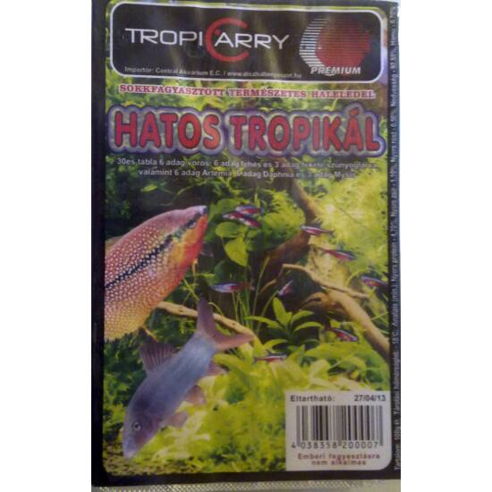 Tropicarry hatos tropikál 100 gr