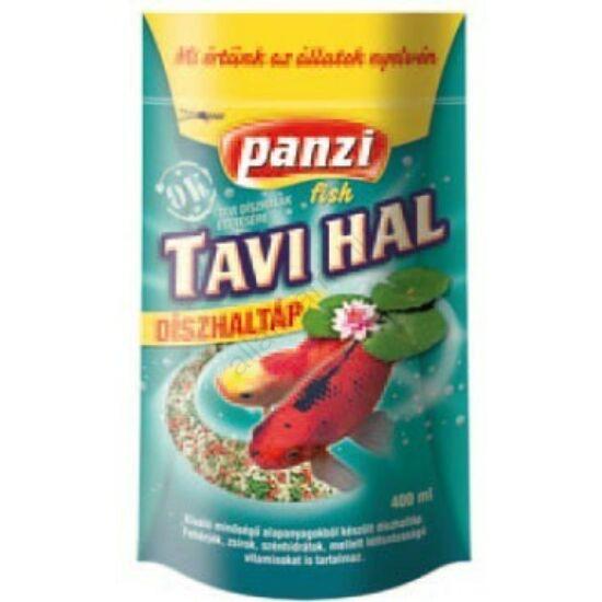 Panzi Tavi Hal Díszhaltáp 400 ml