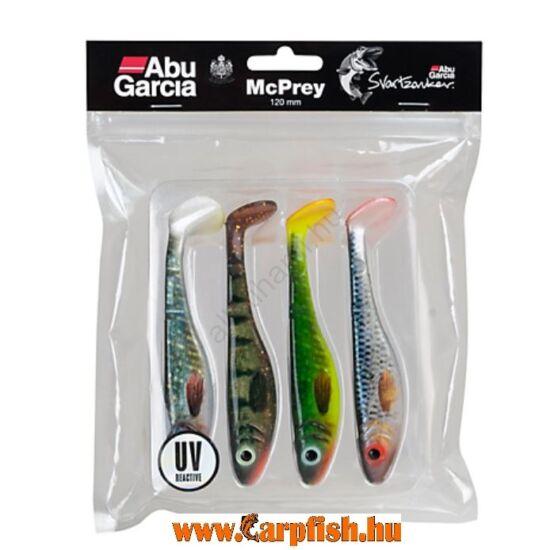 Abu Garcia - McPrey 12cm 11g - Realistic Kit (4db) gumihal
