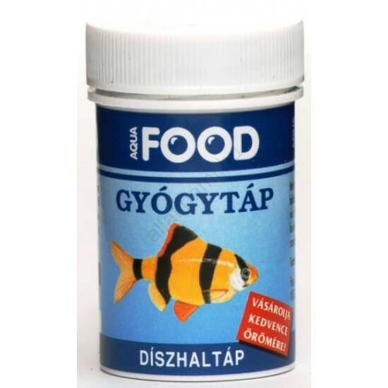 Aqua-Food  gyógytáp 30ml
