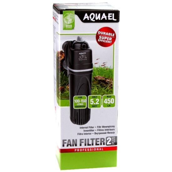 Aquael  Fan 2 Szűrő+Levegőztető