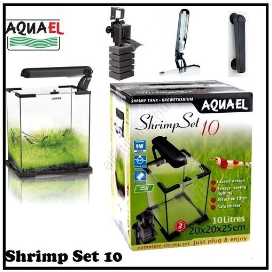 Aquael Nano akvárium komplett szett   10 liter