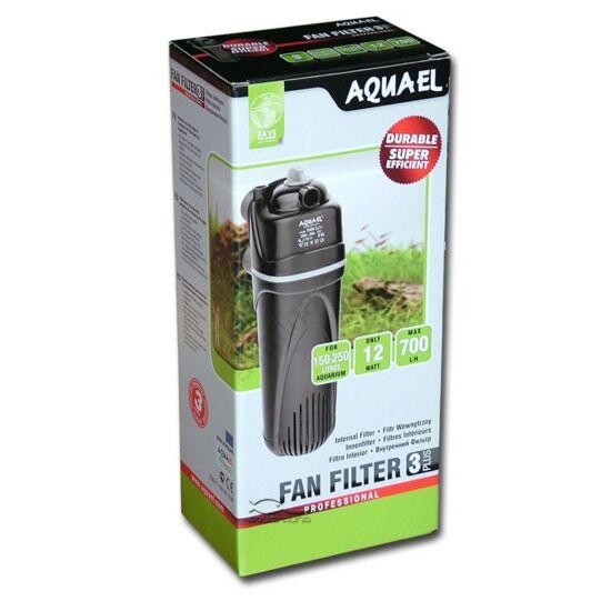 Aquael  Fan 3  szürő +  levegőztető