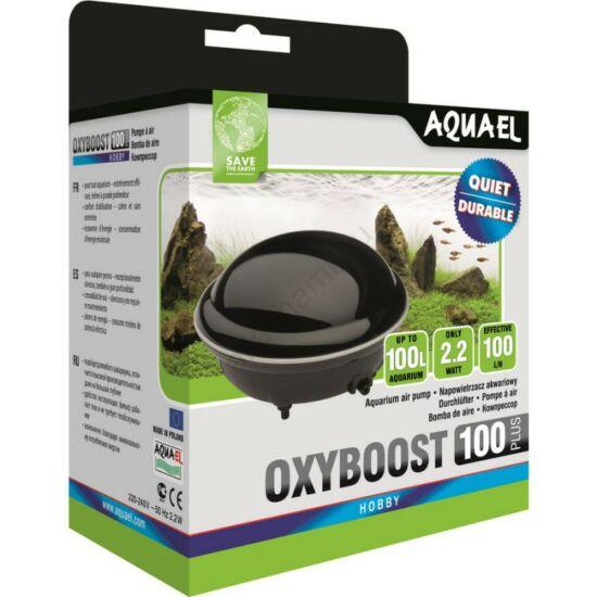 Aquael Oxyboost AP-100 Plus akvárium légpumpa