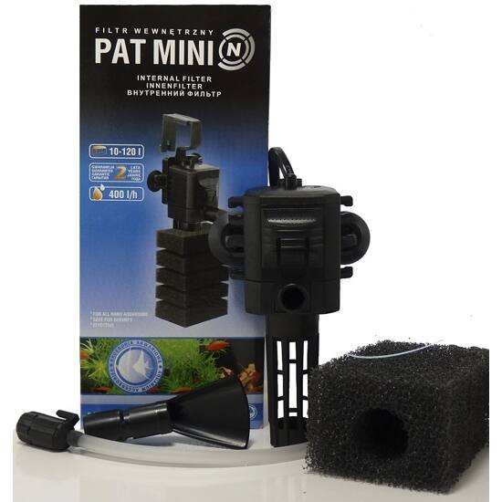 Aqua Szut Pat Mini belső szűrő  10-120 l