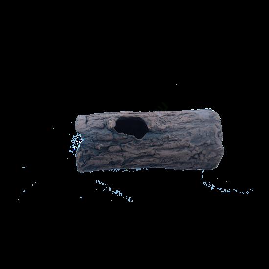 Akvárium fatörzs 15  cm