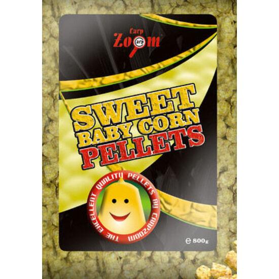 Carp Zoom Sweet Baby Corn Pellets  800 g - bébikukorica pellet