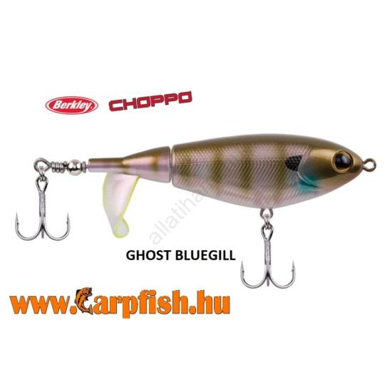 Berkley Choppo wobler GHOST BLUEGILL 120 mm