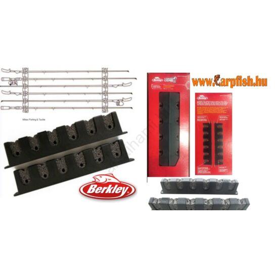 Berkley Horizontal 6 Rod Rack vízszintes  bottartó, botrögzítő BAHRR