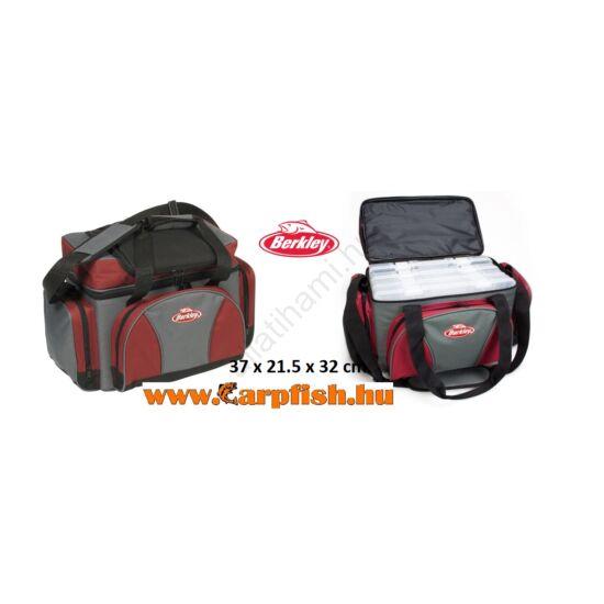 Berkley 4 Box Storer Inc.4 boxes Premium Red pergető táska