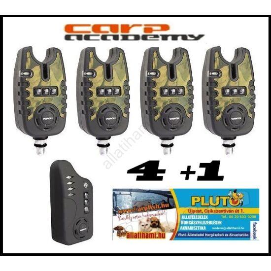 Carp Academy  Wiron  Elektromos Kalásjelző szett  4 +1