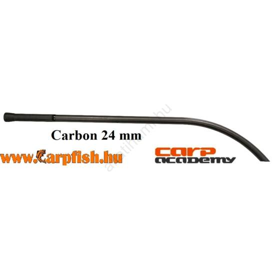 Carp Academy Carbon Boilie dobócső 24mm