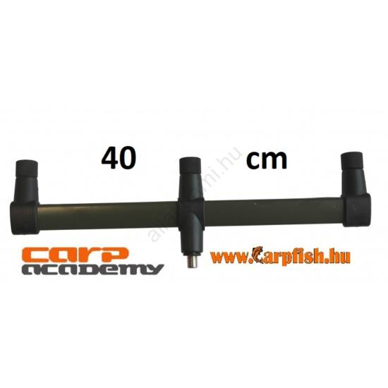 Carp Academy Triangle Buzz Bar DLX 40cm 3botos