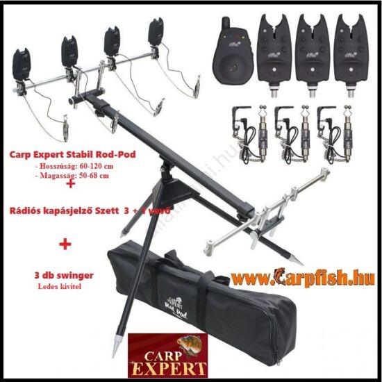 Carp Expert Digital Combo 3 botos  szett