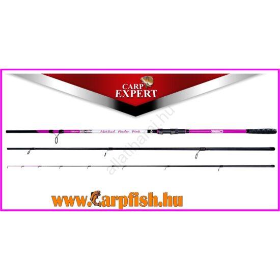 Carp Expert Method Feeder Pink 3,6 m