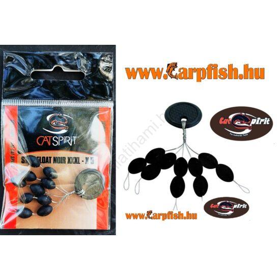 Cat Spirit Gumi Stopper XXXL Fekete 10db/csomag