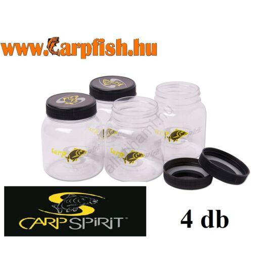 CarpSpirit Set of 4 Pop-up/Dip Pots(4-es Pop Up/Dip edény készlet)