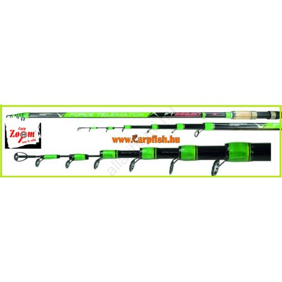 Carp Zoom Force Telematch  395