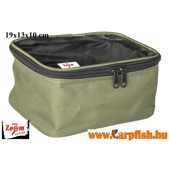 Carp Zoom Átlátszó tetejű táska  L