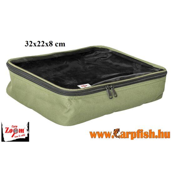Carp Zoom Átlátszó tetejű táska XL