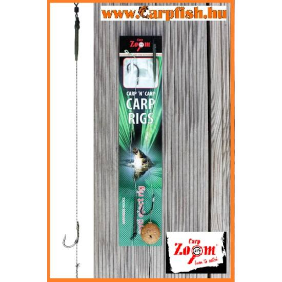 CarpZoom Anti eject rig