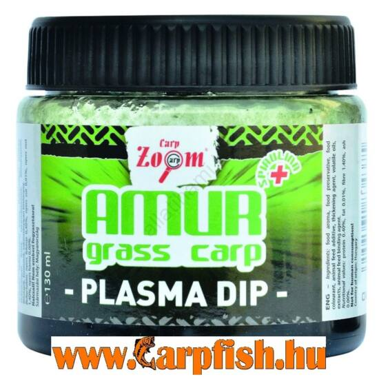 Carp Zoom Amur Plasma Dip - Zselés dip amurnak  130 ml