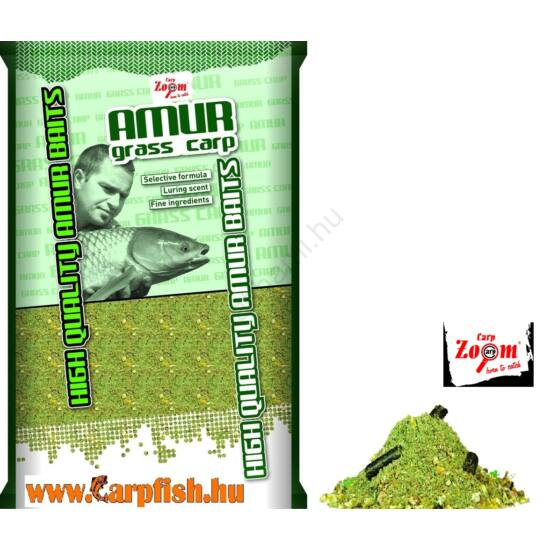 Carp Zoom Grass Carp Amúr etetőanyag 1 kg