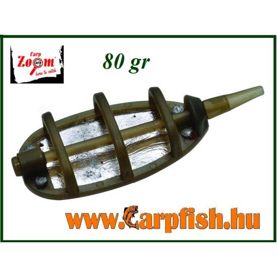 CarpZoom Fanatic Method Feeder kosár  80 gr