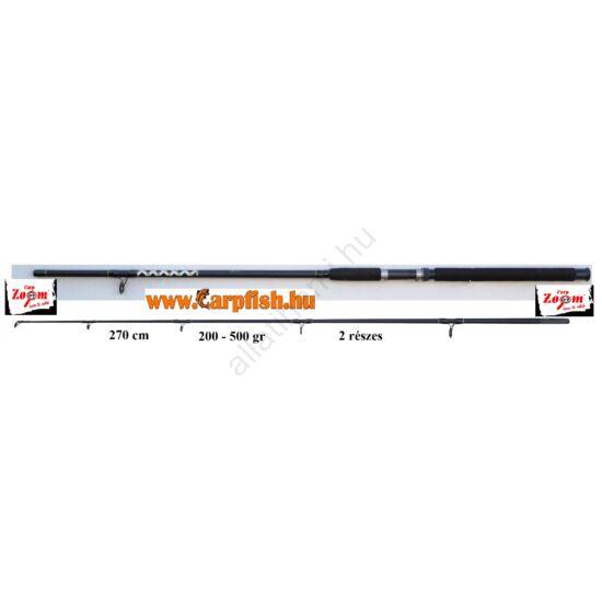 Carp Zoom Entrant Bigfish EBF harcsázó bot 270 cm  200-500  gr 2 részes