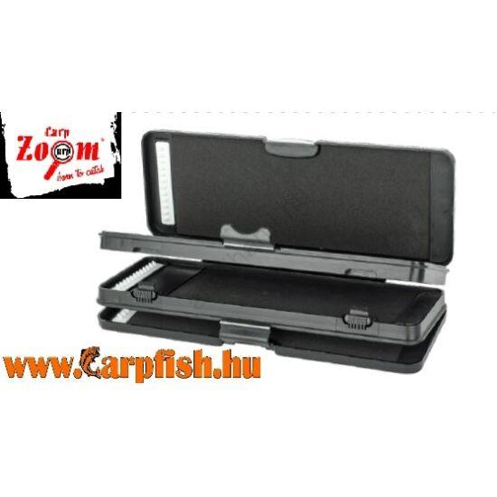 Carp Zoom Hat oldalú előketartó doboz