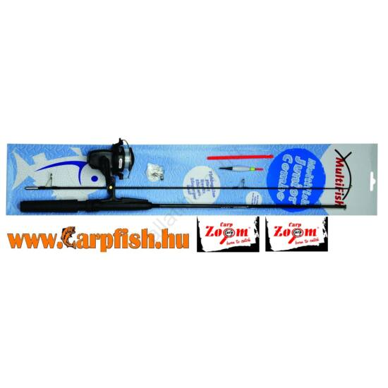 Carp Zoom MultiFish Junior Combo gyerekszett(CZ3758)